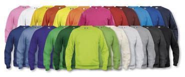 Basic Roundeck - Sweatshirt