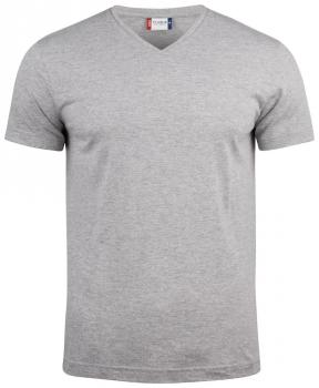 T-Shirt Basic-T V-Neck - Stick selbstgestalten
