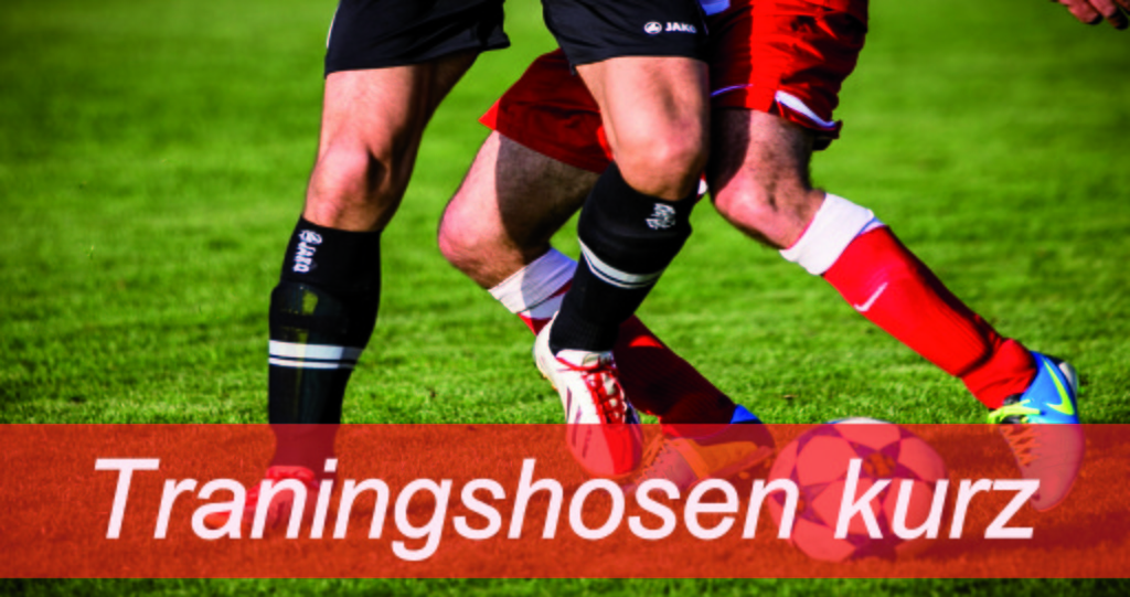 Trainingshose kurz