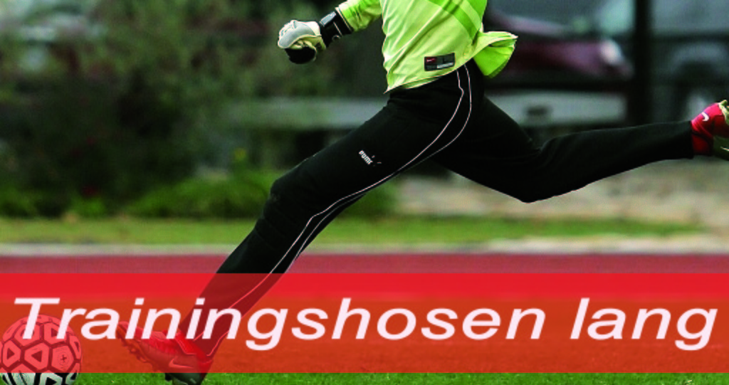 Trainingshose lang